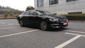 林肯MKZ婚车 (黑色)