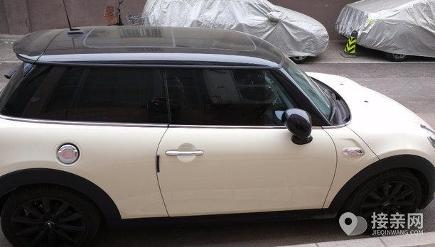 MINI3-DOOR婚车