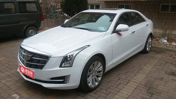 凯迪拉克ATS-L婚车 (白色)