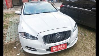 捷豹XJL婚车 (白色)