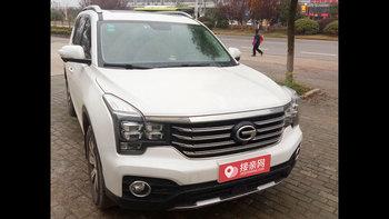 广汽传祺GS8婚车 (白色,可做头车)