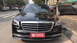绍兴奔驰S级婚车租赁