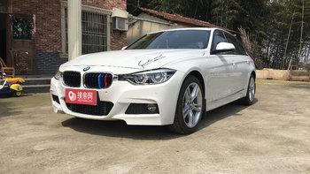 宝马3系婚车 (白色,可做头车)