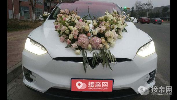 套餐特斯拉MODEL X+8辆宝马7系婚车