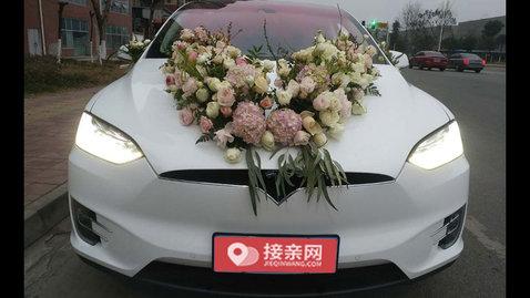 婚车套餐特斯拉MODEL X+宝马7系