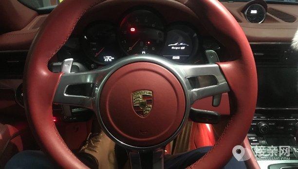 保时捷911婚车