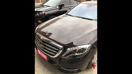 大连奔驰迈巴赫S级婚车租赁