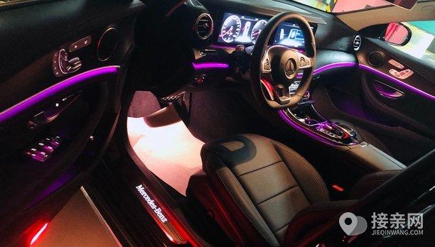 奔驰E级AMG婚车