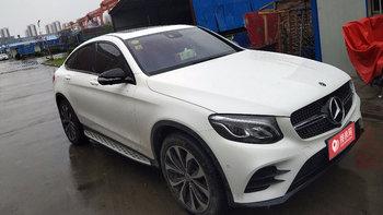 奔驰GLC级婚车 (白色)