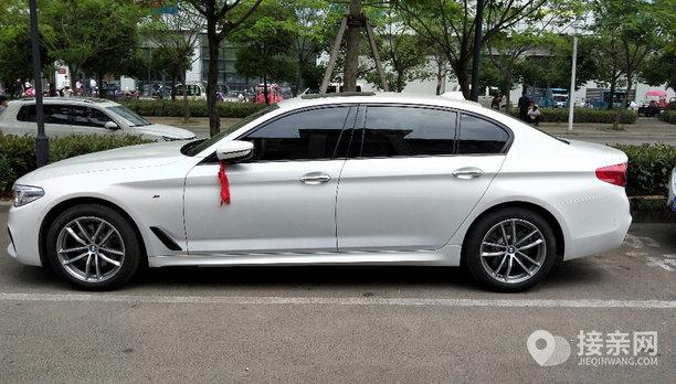 宝马5系婚车