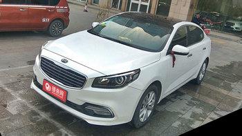 起亚K4婚车 (白色)