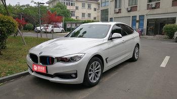 宝马3系GT婚车 (白色,可做头车)