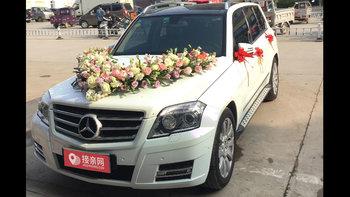 奔驰GLK级婚车 (银色,可做头车)
