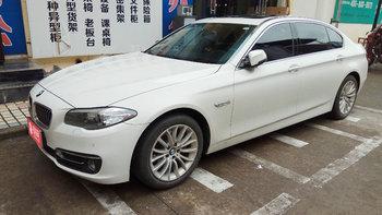 宝马5系婚车 (白色,可做头车)