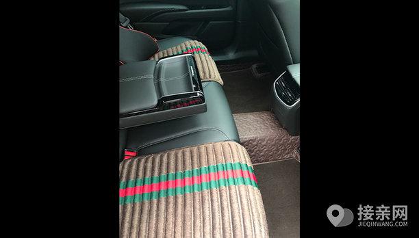 凯迪拉克XTS婚车