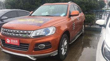 众泰T600婚车 (橙色)