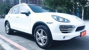 保时捷卡宴婚车 (白色,可做头车)