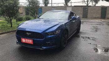福特野马婚车 (蓝色,可做头车)
