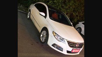 大众CC婚车 (白色)