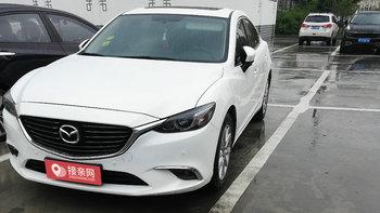 马自达阿特兹婚车 (白色,可做头车)
