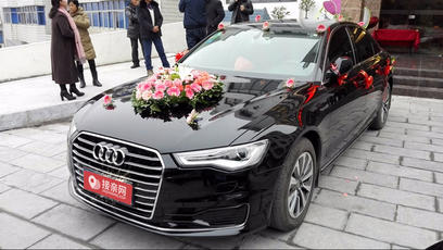 个性化定制婚车,价格低于市场30%以上