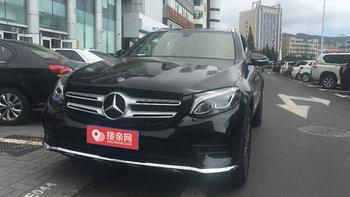 奔驰GLC级婚车 (黑色)