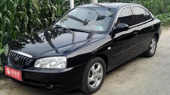 现代伊兰特婚车 (黑色,可做头车)