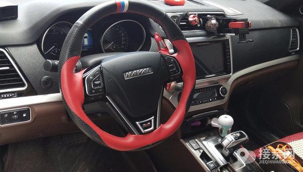 哈弗H6 Coupe婚车