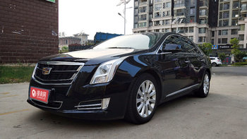 凯迪拉克XTS婚车 (黑色,可做头车)