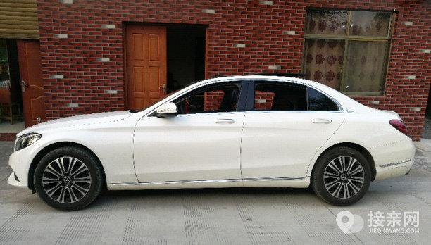 奔驰CL级婚车