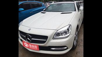 奔驰SLK级婚车 (白色,可做头车)