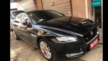 捷豹XFL婚车 (黑色,可做头车)