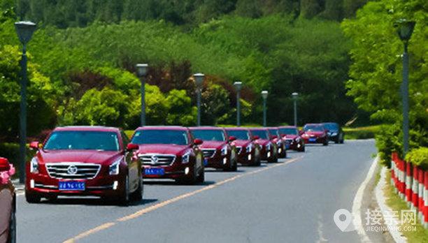 套餐保时捷Panamera+9辆凯迪拉克ATS婚车