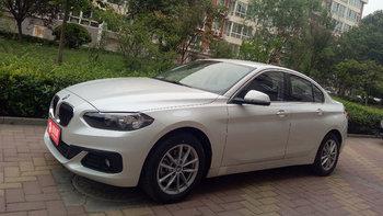 宝马1系婚车 (白色,可做头车)
