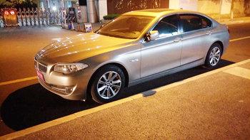 宝马5系婚车 (香槟色,可做头车)