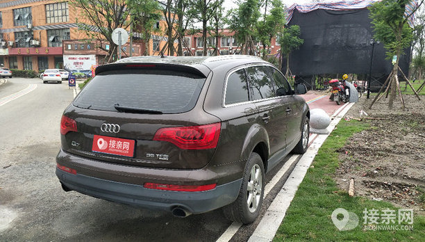 奥迪Q7婚车