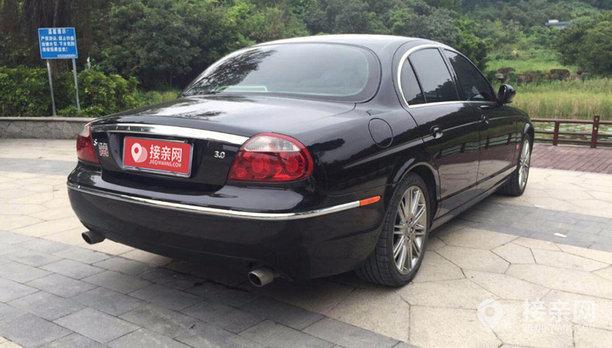 捷豹S-Type婚车