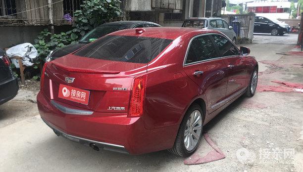 凯迪拉克ATS-L婚车