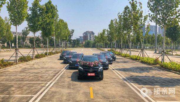 套餐奔驰GLE级AMG+20辆奔驰GLC级婚车
