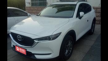 马自达CX-5婚车 (白色,可做头车)