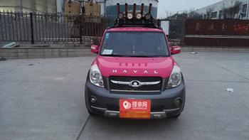 长城M2婚车 (红色)