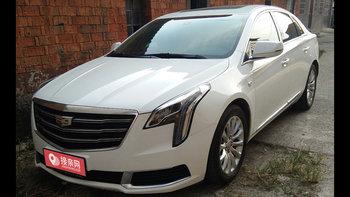 凯迪拉克XTS婚车 (白色)