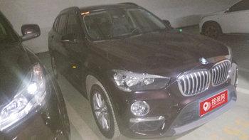 宝马X1婚车 (棕色,可做头车)