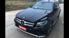滁州奔驰GLC级婚车租赁