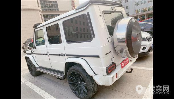 奔驰G级AMG婚车