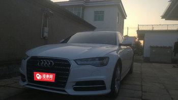 奥迪A6L婚车 (白色)