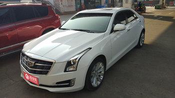 凯迪拉克ATS-L婚车 (白色,可做头车)
