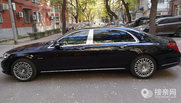 奔驰迈巴赫S级婚车