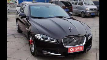 捷豹XF婚车 (棕色,可做头车)
