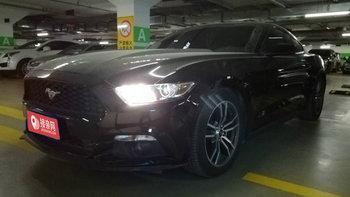 福特野马婚车 (黑色,可做头车)